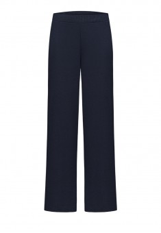 Textured Jersey Trousers blue