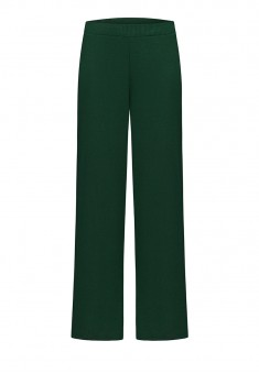 Textured Jersey Trousers emerald