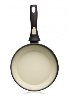 Сковорода с антипригарным покрытием цвет оливковый 28 см