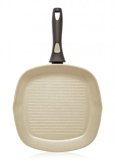 NonStick Grill Pan olive  28 cm