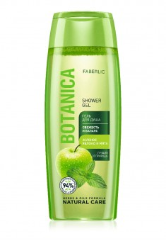 Botanica Freshness  Balance Shower Gel