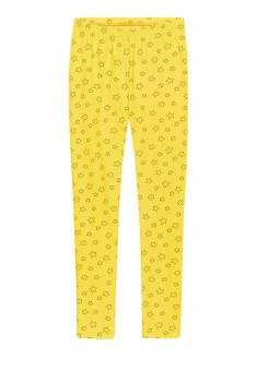 Girls Leggins yellow