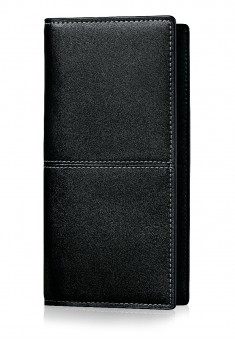 Black Mens Wallet black