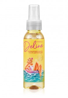 Deline Orchid and Murumuru Butter Cleansing Oil for After Depilation
