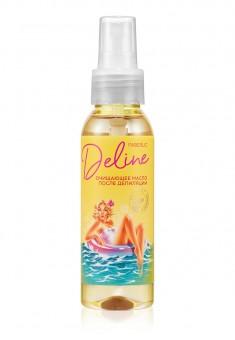 Очищающее масло после депиляции Орхидея и масло мурумуру Deline