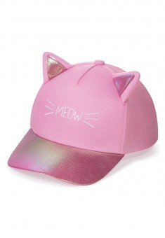 Girls Baseball Cap pink