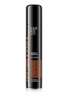 Volume  Style Flexible Fix Hair Spray