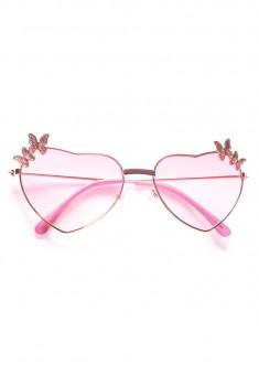 Kids Butterfly Sunglasses