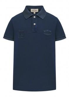 Boys Embroidered Polo Shirt