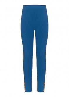 Girls Skinny Jersey Trousers blue