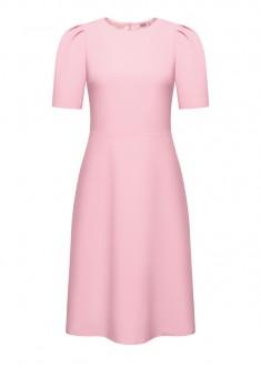 Womens Short Sleeve Dress pink