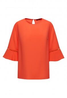 Блузка цвет коралловый