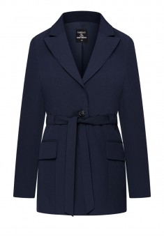 Womens Jacket dark blue