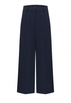 Womens Trousers dark blue