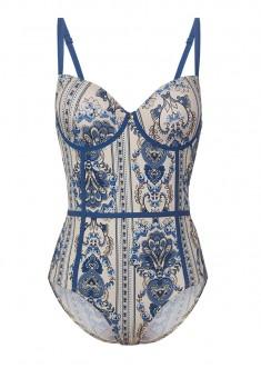 Terra OnePiece Swimsuit whiteblue