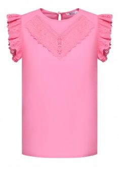 Womens Sleeveless Blouse pink