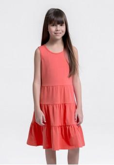 Girls Jersey Dress pink