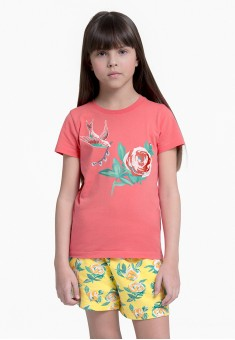 Girls Tshirt pink