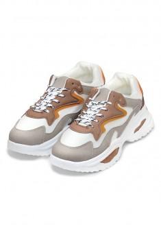 Marita Sneakers greybeige