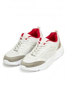Nikki Sneakers greywhite