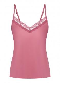 Satin Top pink