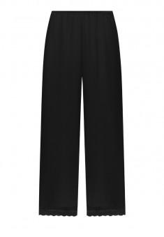 Satin Trousers black
