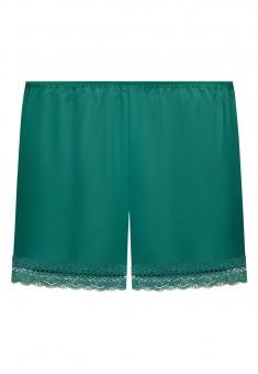 Satin Shorts green