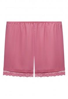Satin Shorts pink