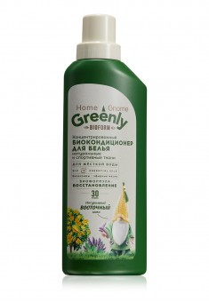 Home Gnome Greenly Concentrated Bio Conditioner for clothes Oriental Mix