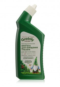 Home Gnome Greenly Universal Bio Gel for toilet cleaning Evergreen mix