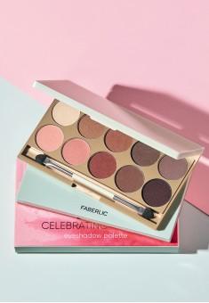 Celebrating Makeup Eyeshadow Palette