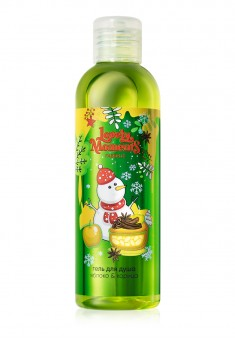 Lovely Moments Apple  Cinnamon Shower Gel