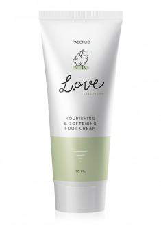 LOVE Nourishing  Softening Foot Cream