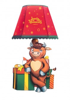 Ox of the Year Decorative Nightlight