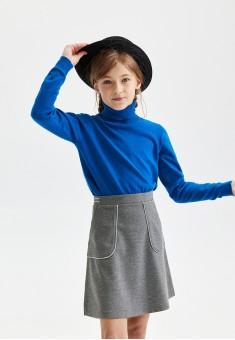 Трикотажная юбка для девочки