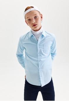 Boys Long Sleeve Shirt blue