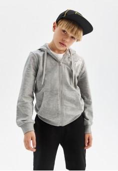 Boys Printed French Terry Sweatshirt