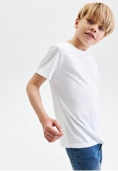 Boys Short Sleeve Tshirt white