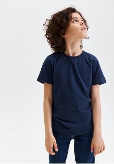 Boys Short Sleeve Tshirt dark blue
