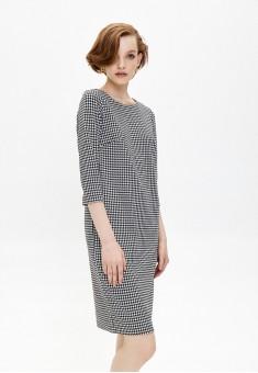 Трикотажное платье Пьедепуль