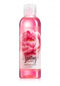 Spring Beauty Peony Shower Gel