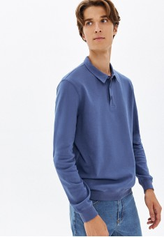 Mens Polo Jumper