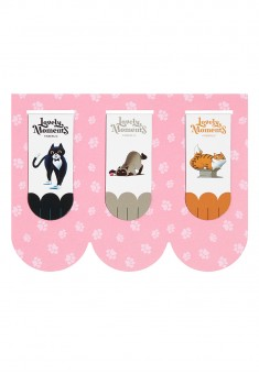 Lovely Moments Magnet Bookmarks 3 pcs