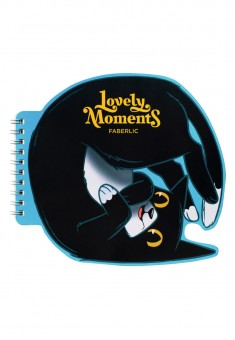 Lovely Moments Funny Cat Notepad