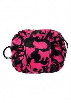 Lovely Moments Funny Cats Cosmetic Bag