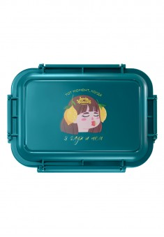 Cozy Moments Lunchbox green