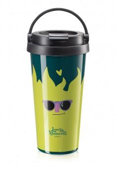 Cozy Moments Travel Mug green