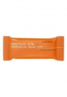 Μπάρα πρωτεΐνης Protein Premium Bar με γεύση μάνγκο