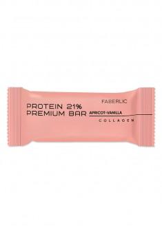Μπάρα πρωτεΐνης  Protein Premium Bar με γεύση βερίκοκου και βανίλιας