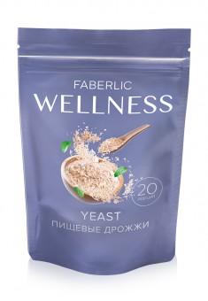 Μαγιά ανενεργή Faberlic Wellness